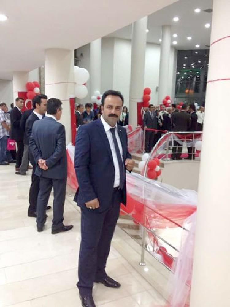 Yazıkonak belediye başkanlığına Aydın Ayaz seçildi