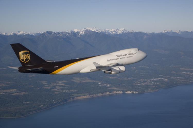 UPS'in faaliyet karı yüzde 10 arttı