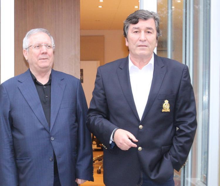 Fenerbahçe Başkanı Yıldırım, yasakları kaldırdı