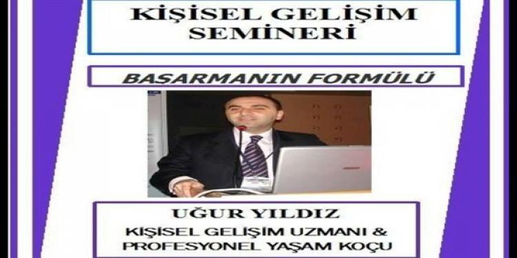 Bursalılara kişisel Gelişimin sırları anlatılacak