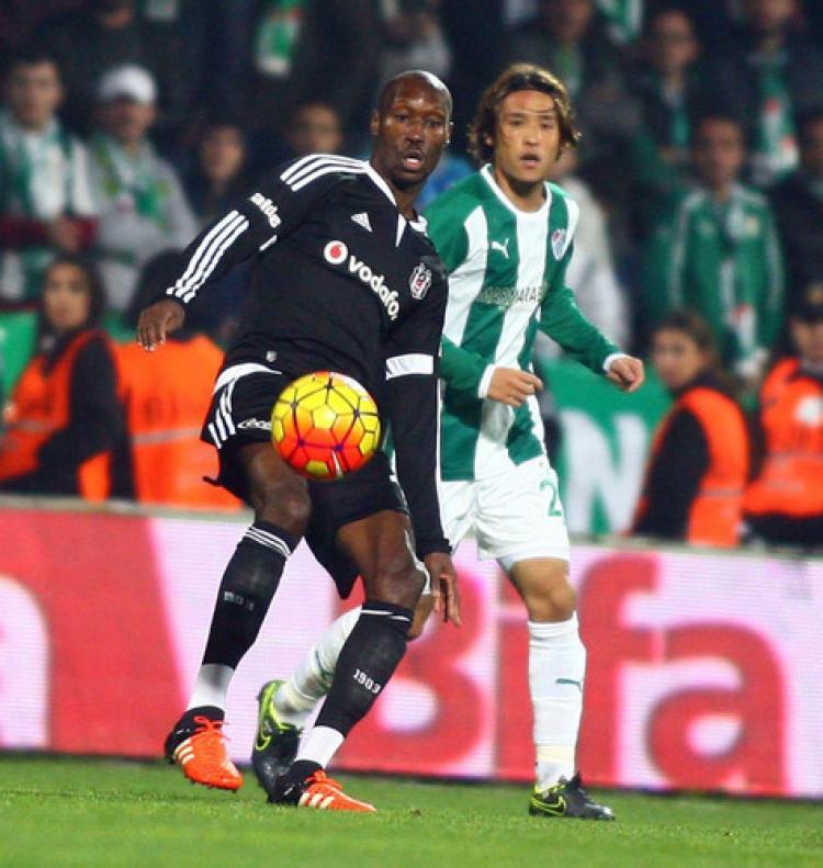 Bursaspor - Beşiktaş maçı PFDK'ya sevk edildi