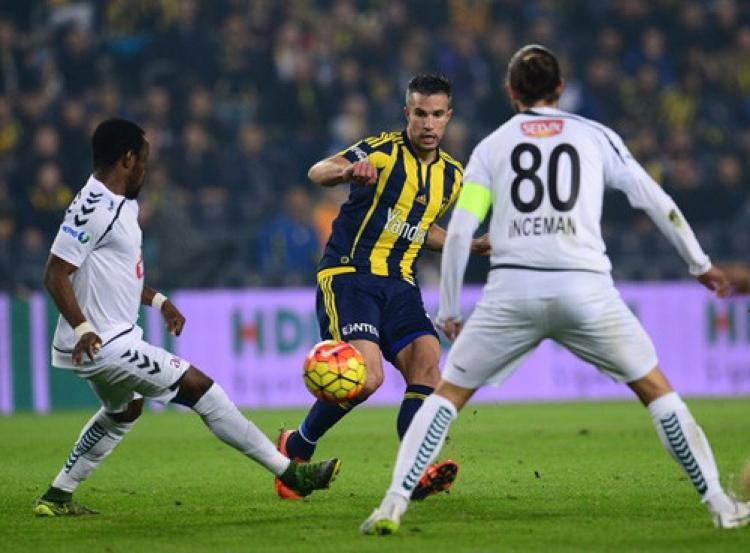 Fenerbahçe: 1 - Torku Konyaspor: 0