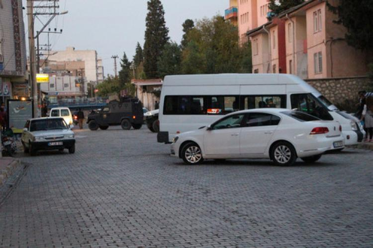 Bombalı saldırıda 3 polis yaralandı