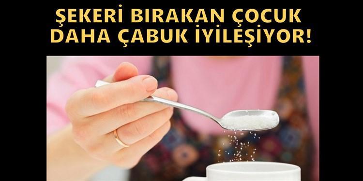 Şekerin bir zararı daha...