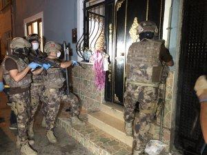 Bursa'da dev operasyon: 41 tutuklama!
