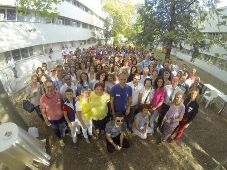 Gıda Mühendisliği Bölümü'nün 30 yıl önceki mezunları buluştu