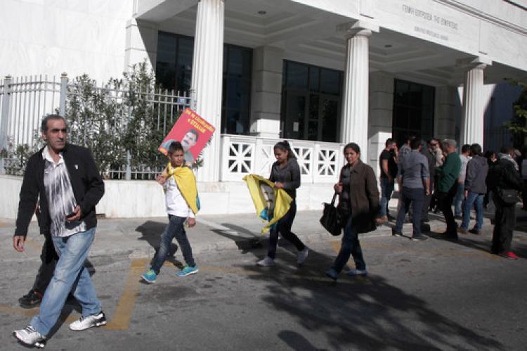Atina'daki Öcalan davası 22 Şubat'a ertelendi
