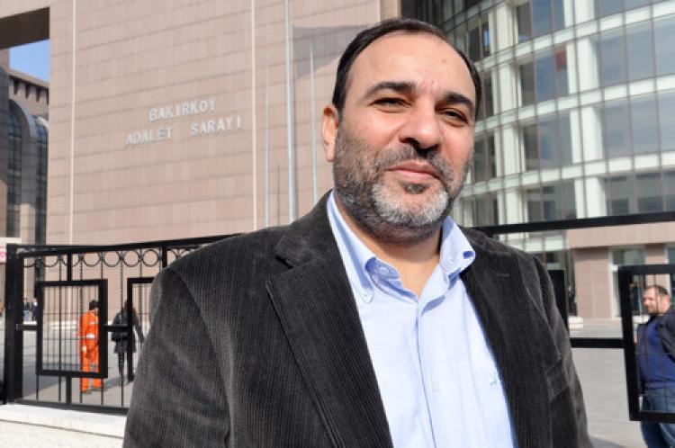 Gazeteci Keneş attığı tweet sebebiyle ifade verdi