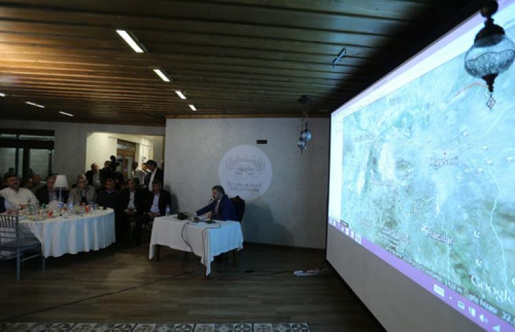 Başkan Çelik: Kayseri'nin geleceğini planlıyoruz