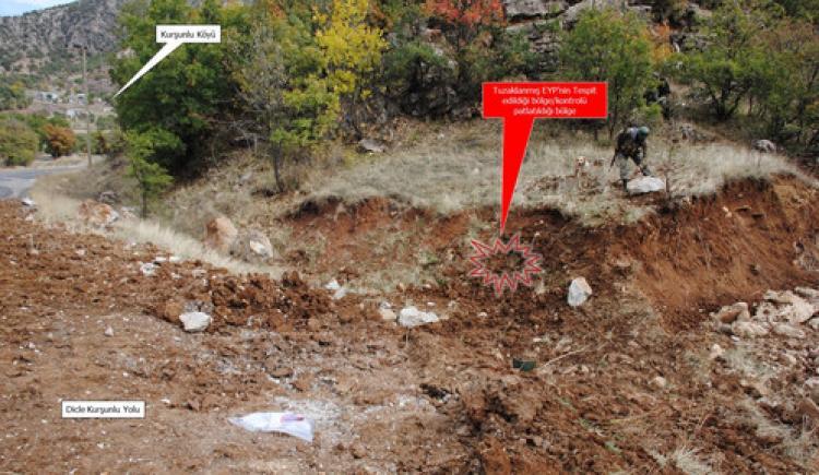 Diyarbakır Valiliği'nden Dicle'deki operasyon açıklaması