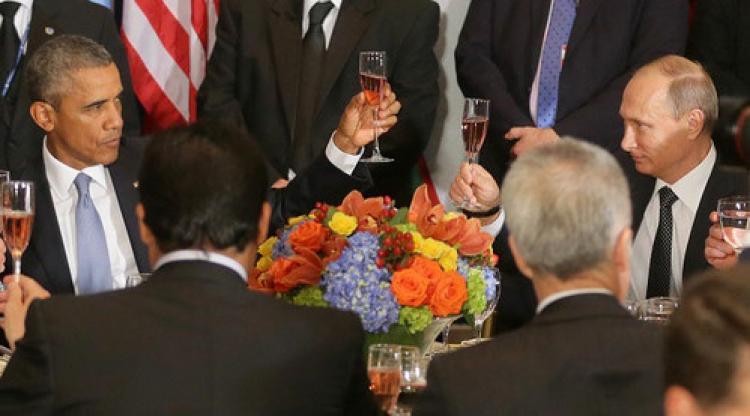 Kremlin: Türkiye'de Putin-Obama arasında planlanan görüşme netlik kazanmadı