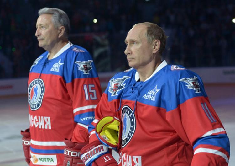 Putin: Ben sporcularımızın duygusal taraftarıyım
