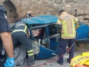 Bursa'da kazada can pazarı!