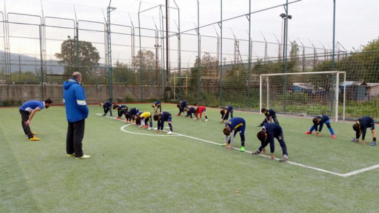 Bursa Nilüfer Fenerbahçe Futbol Okulu, yarı yıl kampına hazırlanıyor