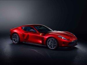 Ferrari Omologata  türünün tek örneği!
