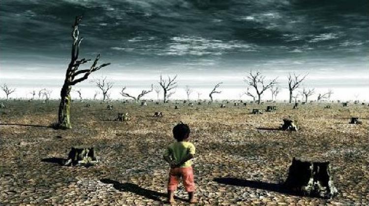 Küresel ısınma, fakirlik ve hastalık getirecek