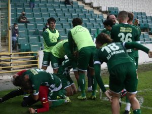 Bursaspor: 3 - Balıkesirspor: 1