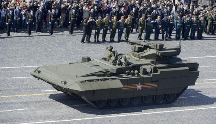 Rusya'nın son çıkan yeni nesil silahları