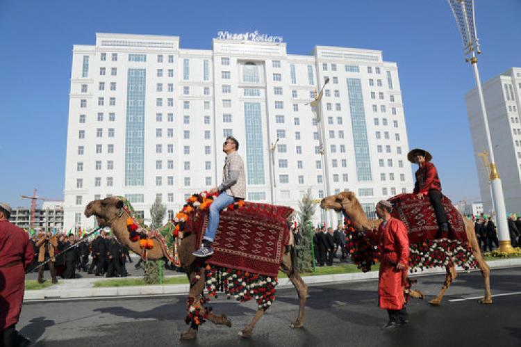 Türkmenistan'da özel sektör güçleniyor