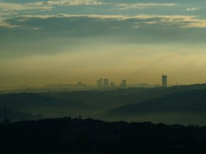 Hava kirliliği öldürüyor!