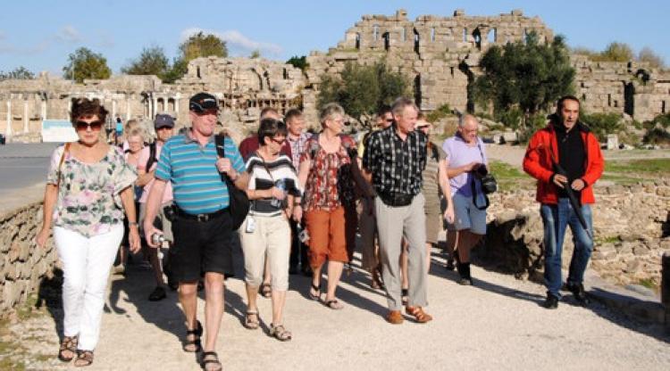 Rus turizm uzmanı: Şimdiye kadar Türkiye'de turistler hiç bir tehlike yaşamadı