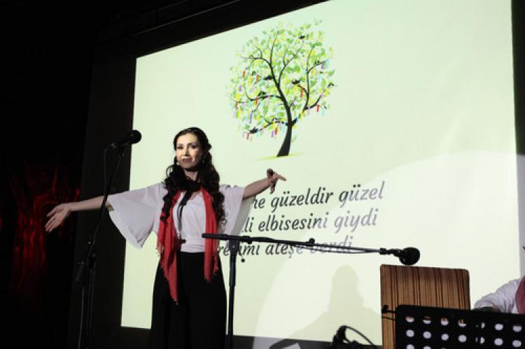 Yenimahalle'de 'halk kültüründe doğa' gösterisi