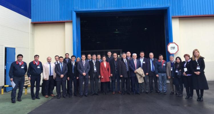Otomotiv endüstrisinin yeni gözdesi Özbekistan