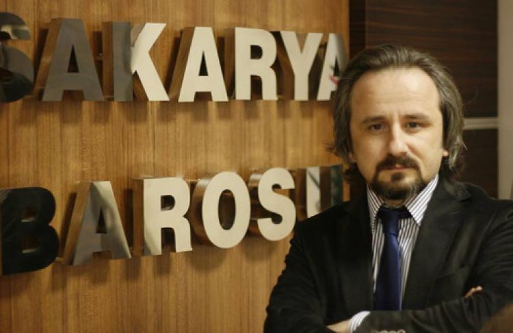 Sakarya Baro Başkanı Kazan'dan Akit TV'ye tepki