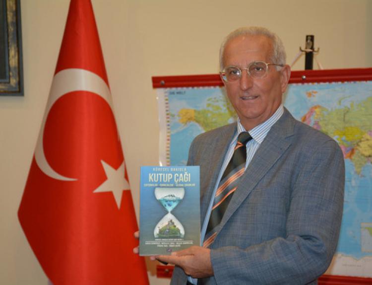 Türkiye'de kutuplarla ilgili ilk bilimsel çalışma yayınlandı