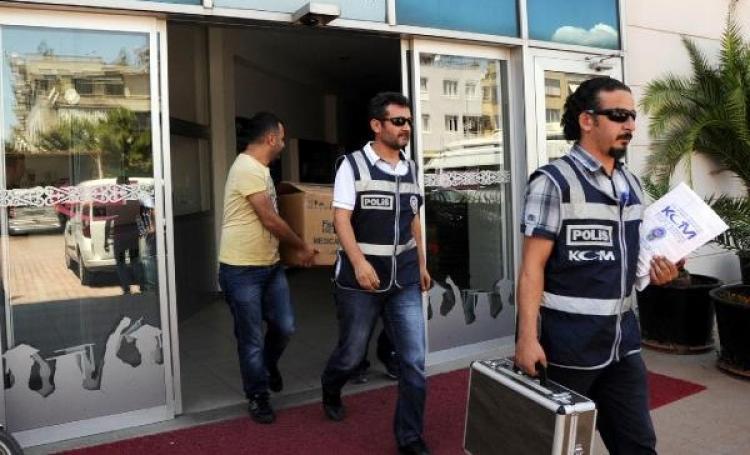 Bursa'da taklit ürün operasyonu