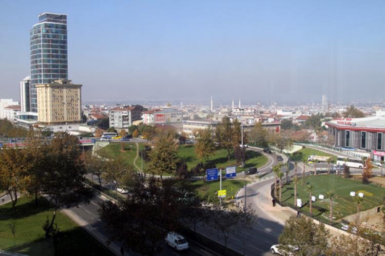 Bursa'da korku yaratan patlamanın nedeni...