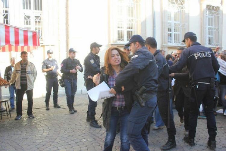 HDP'lilere gözaltı