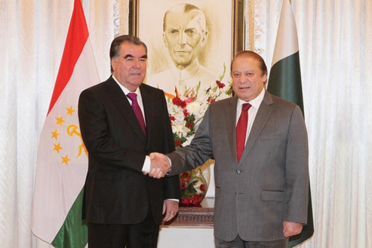 Tacikistan ile Pakistan işbirliğini arttıracak
