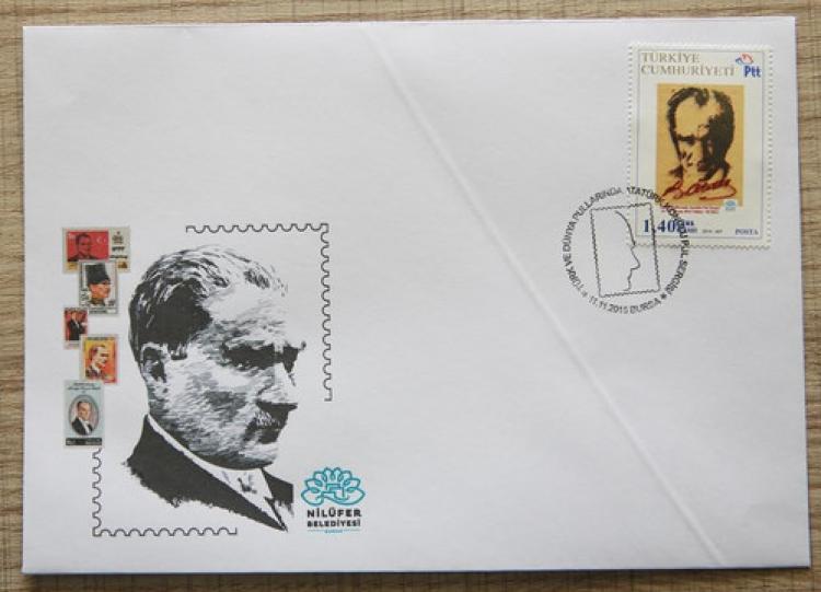 Atatürk sergisi Nilüfer'de