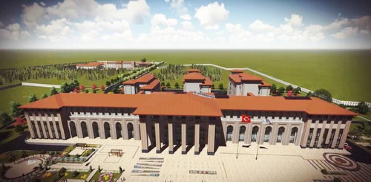 Erzurum'a Selçuklu motifli emniyet müdürlüğü binası yapılacak