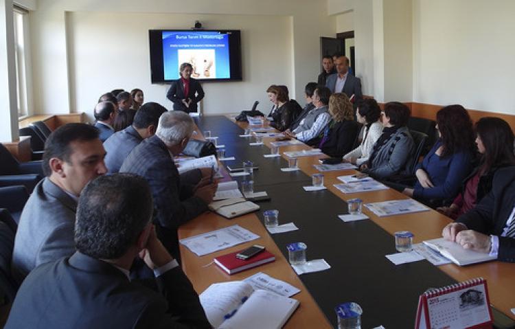 Bursa'da etkili iletişim eğitimi