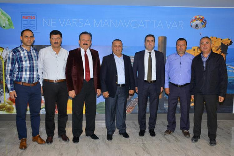Ahmet Boztaş: Ekonomik gelişme ve kalkınma güvenli ortamda gelişir