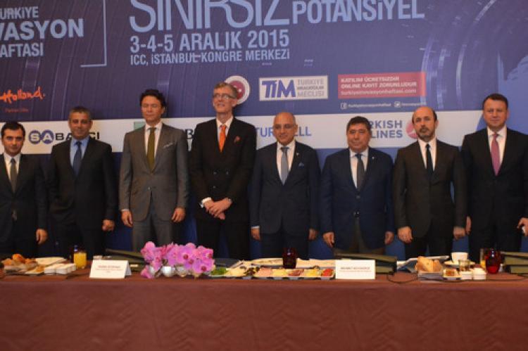 'İnovalig' dünyaya açıldı, ilk final İstanbul'da