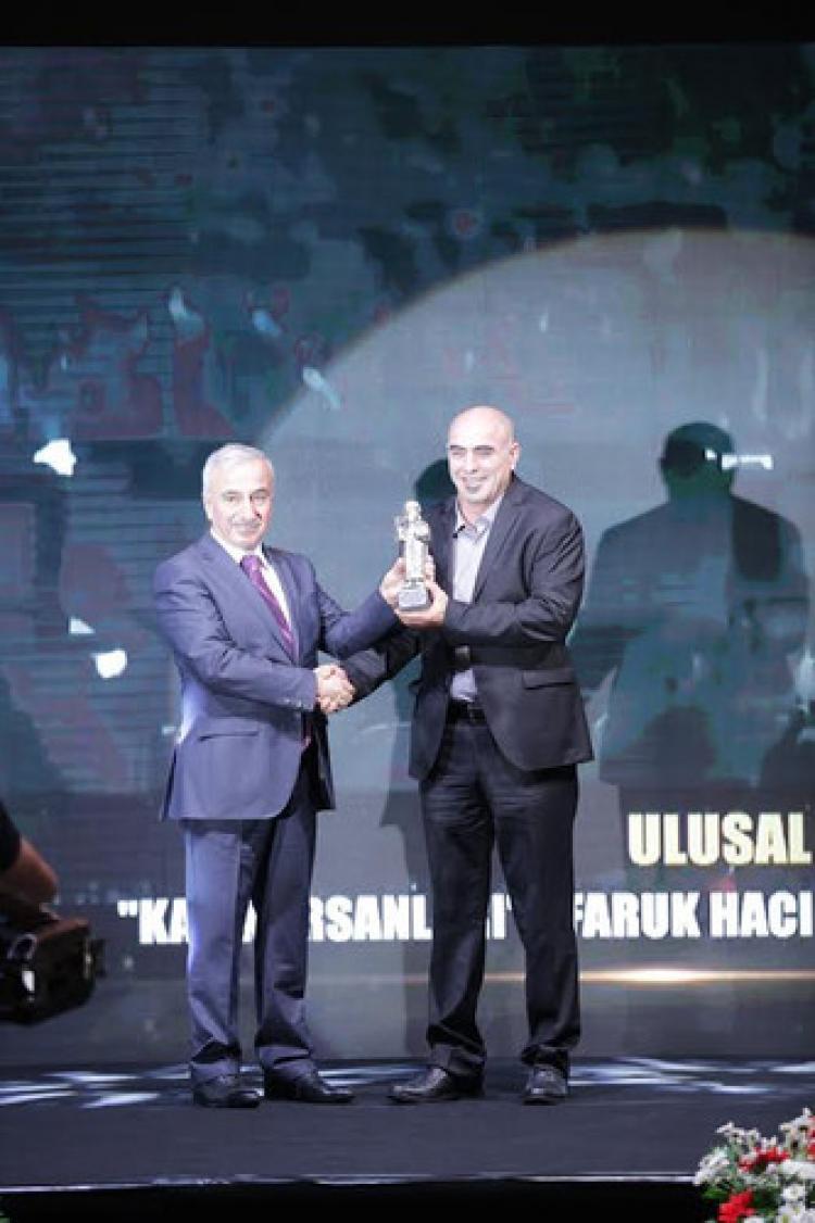 Malatya'da en iyi film ödülü 'Kar Korsanları'nın oldu
