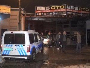 Bursa'da sanayide patlama