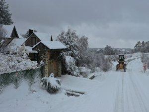 Bursa için kar  uyarısı!