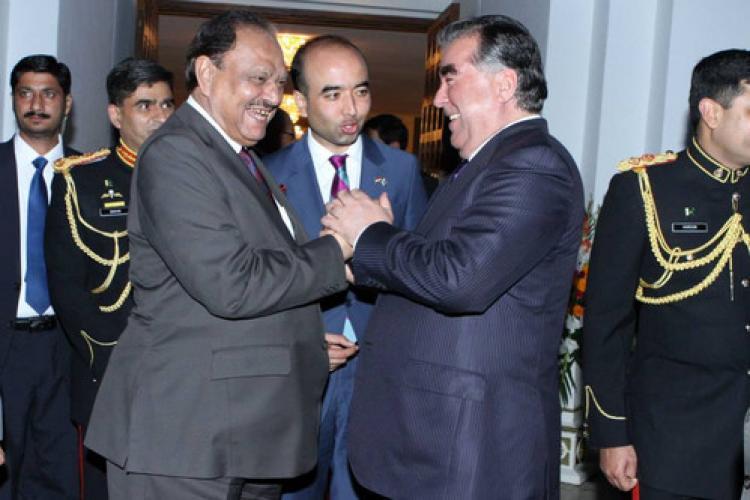 Rahman: Pakistan'ın limanları üzerinden denize açılabiliriz