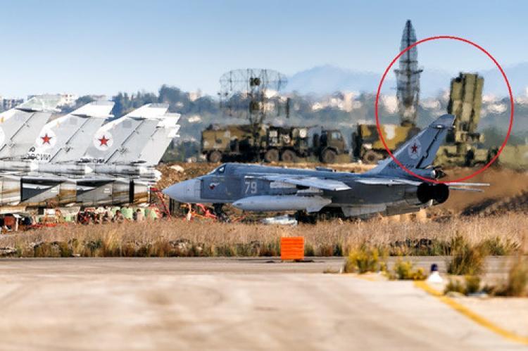 Rusya, Suriye'deki üslerini S-400'lerle koruyor