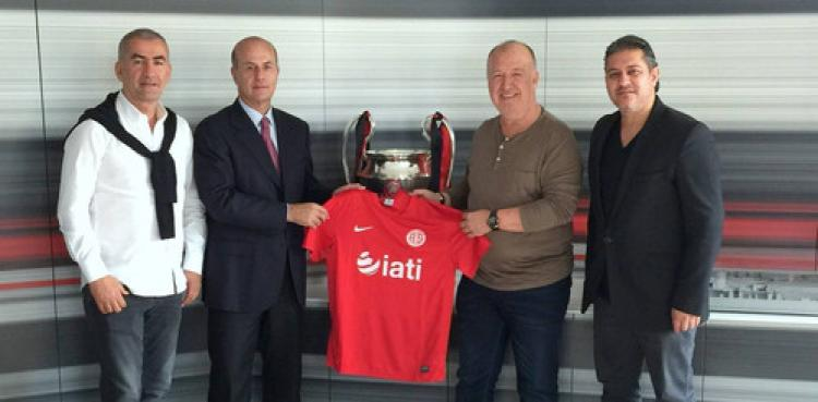 Antalyaspor ile AC Milan kardeş kulüp oluyor
