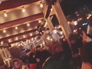 Uludağ'daki korona partisine ceza