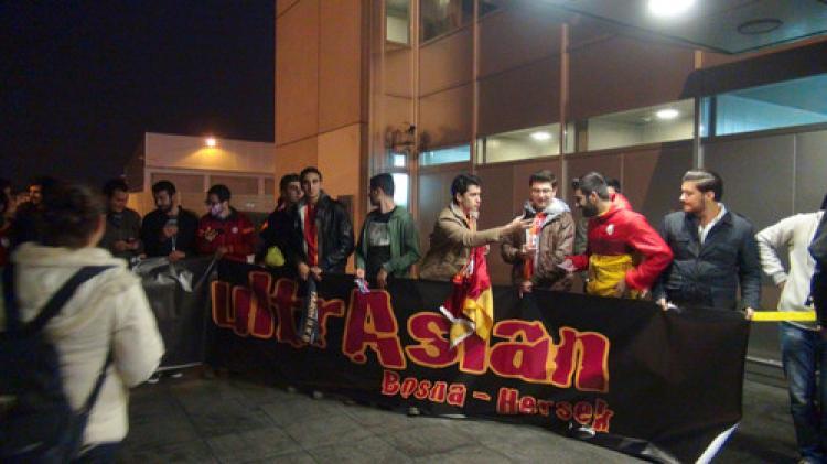Galatasaray, Saraybosna'da