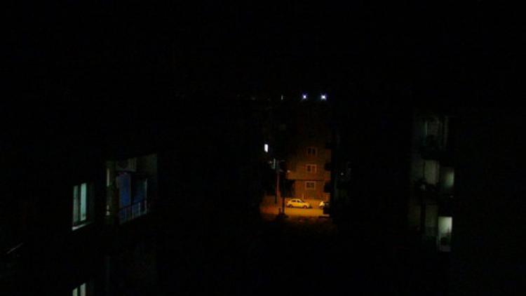 Nusaybin'de silah sesleri