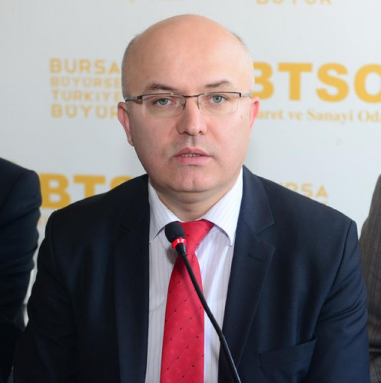 Savunma Sanayi Müsteşarlığı'ndan Bursa çıkarması