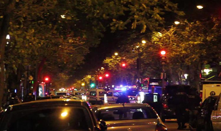 Paris'te ölü sayısı 140'a yükseldi