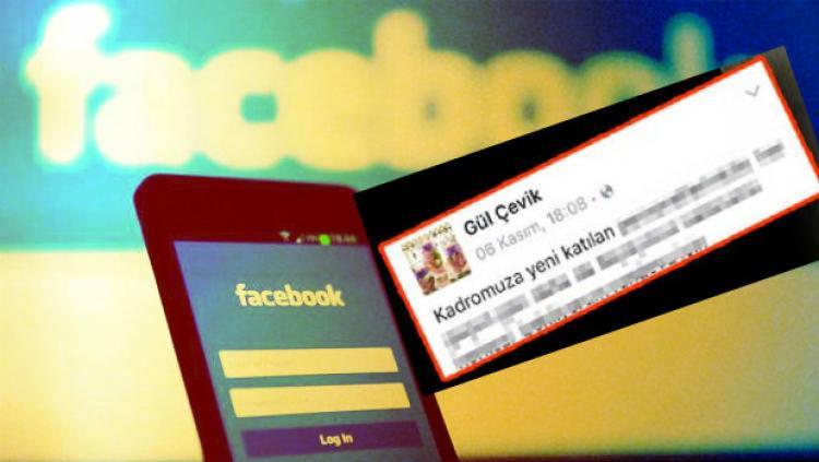Facebook ilanıyla fuhuş!